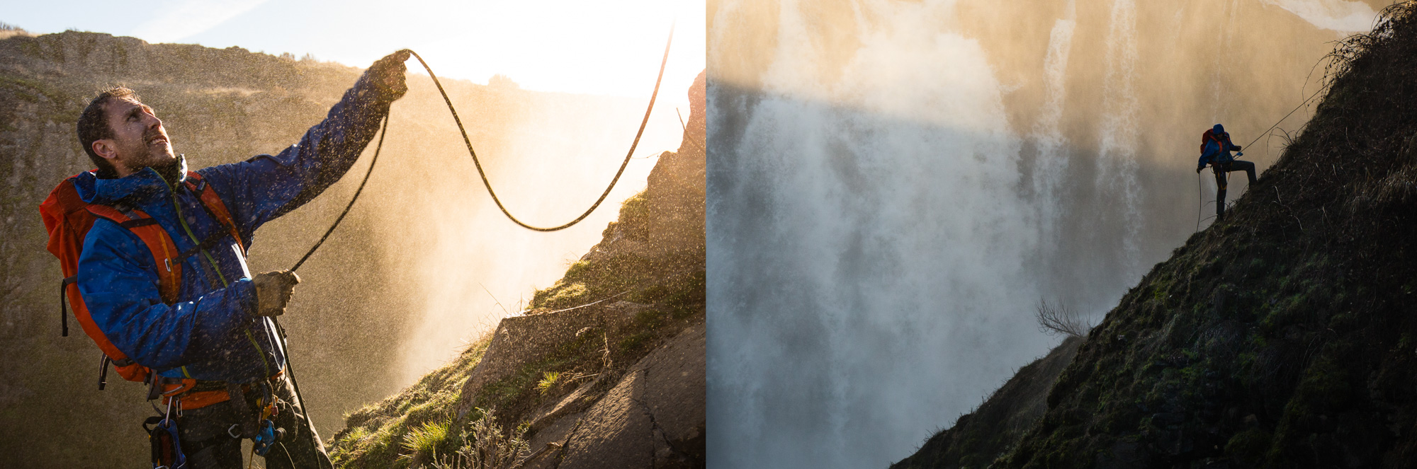 Rappel Waterfall | Outside Travel Photographer