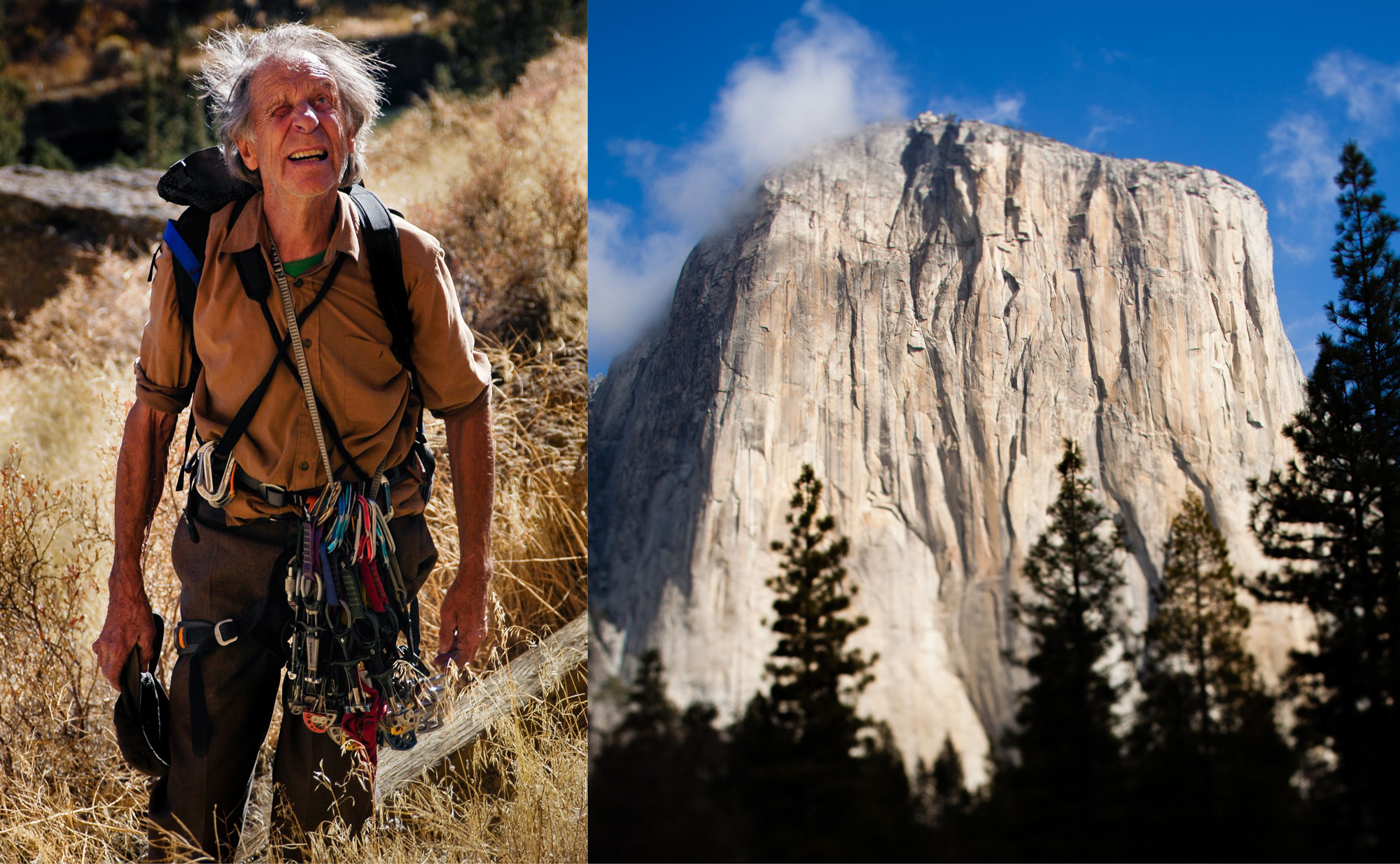 Climber Fred Beckey | Outdoor People Photographer