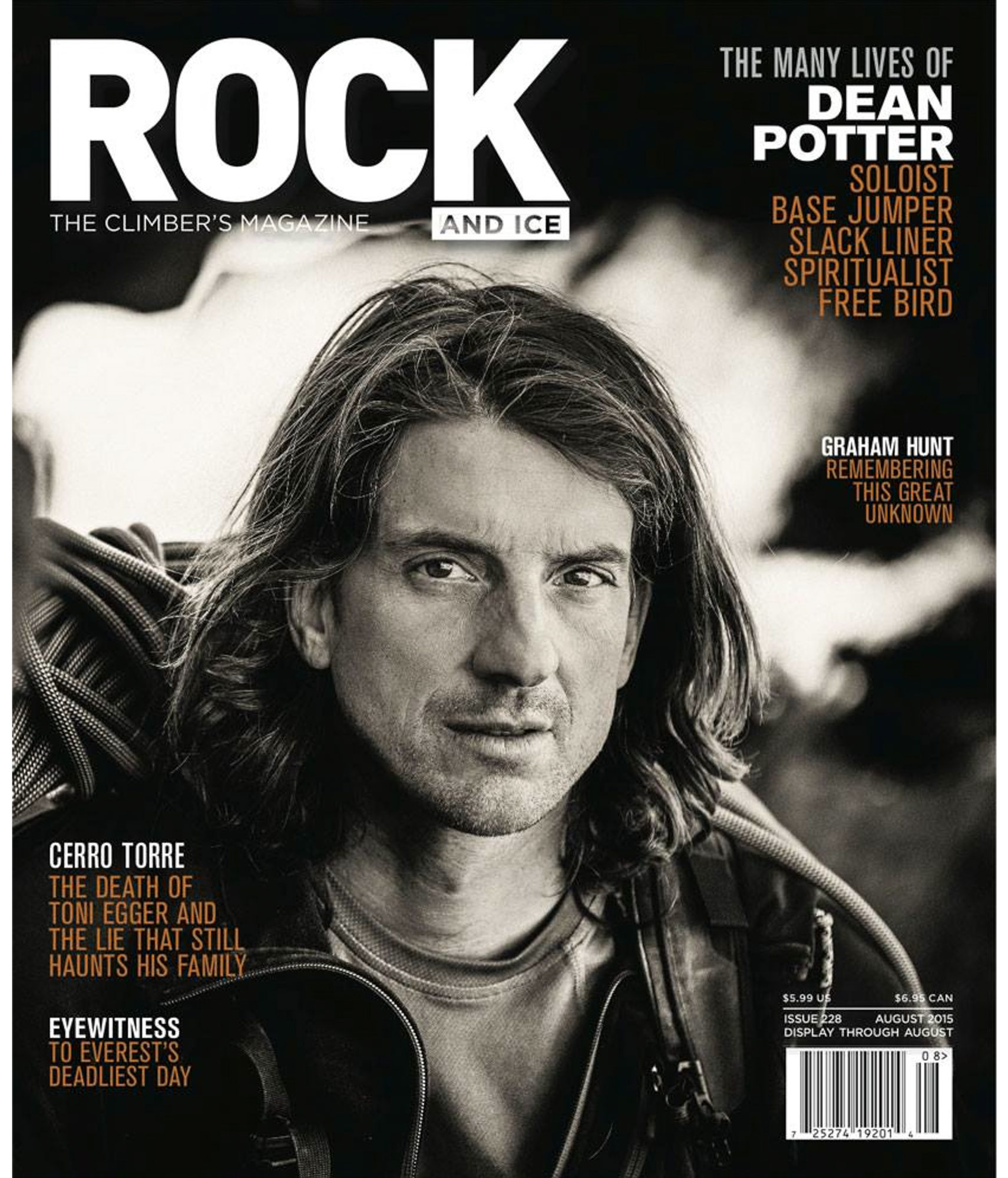 Dean Potter | Rock and Ice Magazine