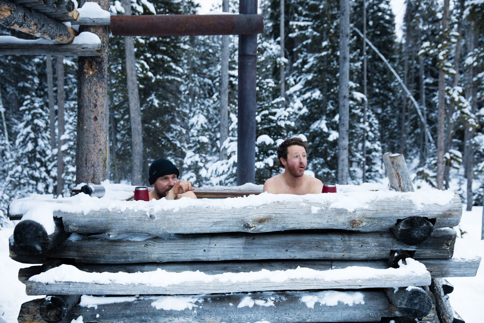 hot-tub-winter-active-lifestyle-yurt-idaho-backcountry-makr-carter-forrest-shearer