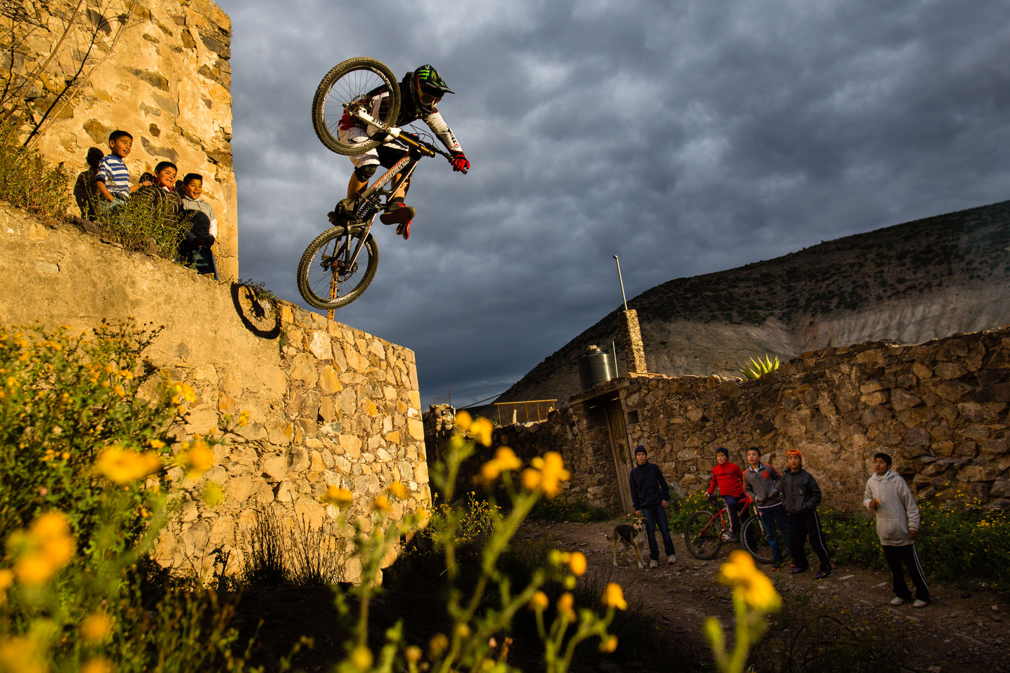 Mountain Biking in Mexico | Action Sports Photographer