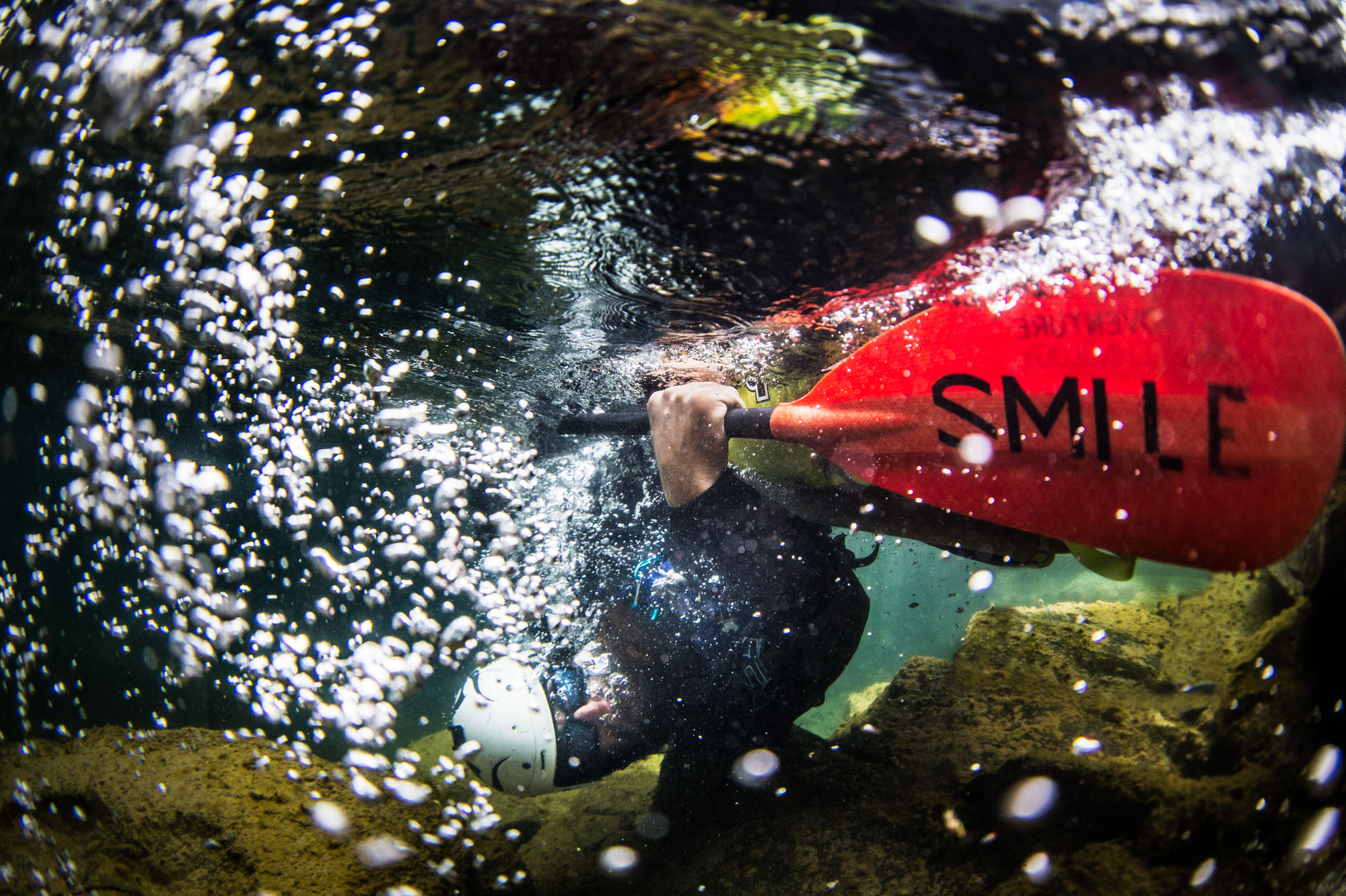 Underwater Kayak Photography | Adventure Photos