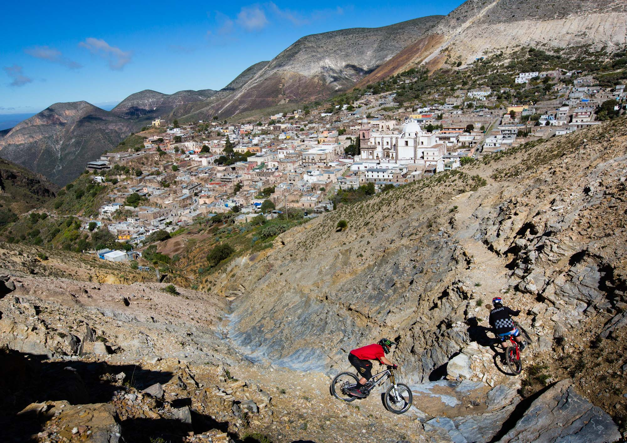 Mountain Bike in Mexico | Outdoor Sports Photographer