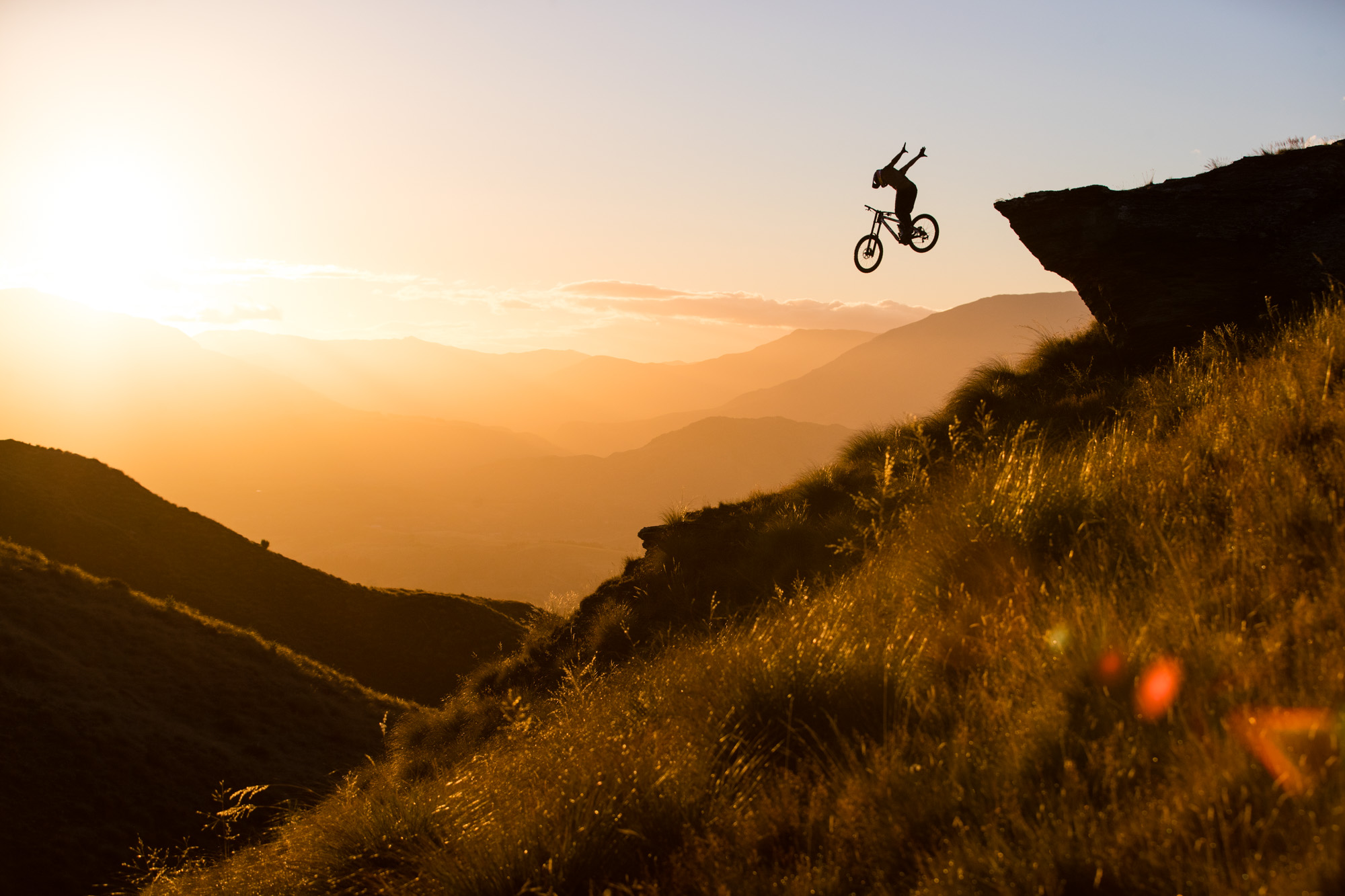 Mountain Bike Photography | Outdoor Adventure Sports Photography