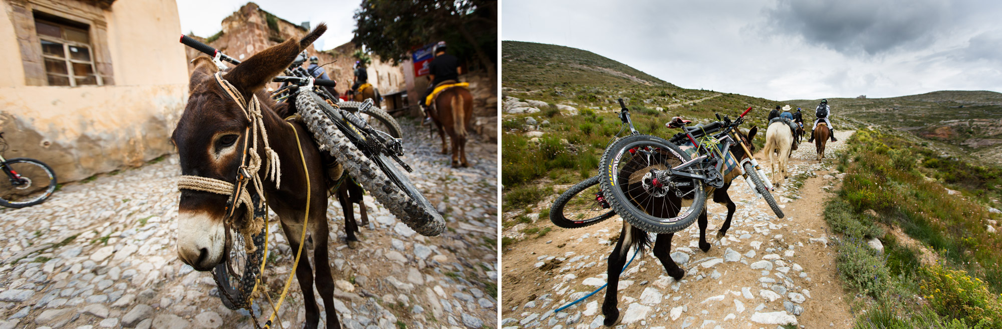 Mexico Travel Photography | Mountain Bike