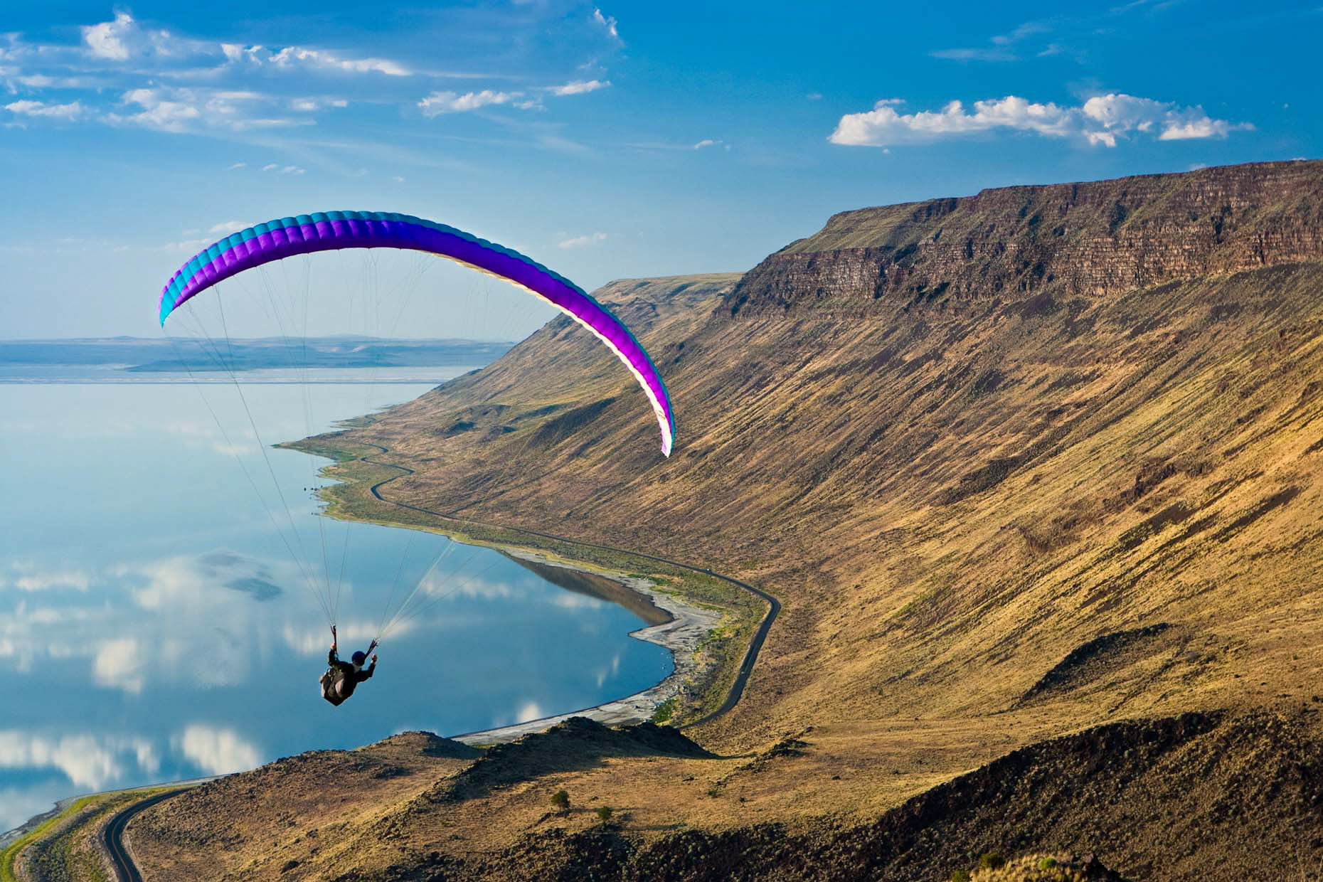 Paragliding and Air Sports | Action Sports Photography