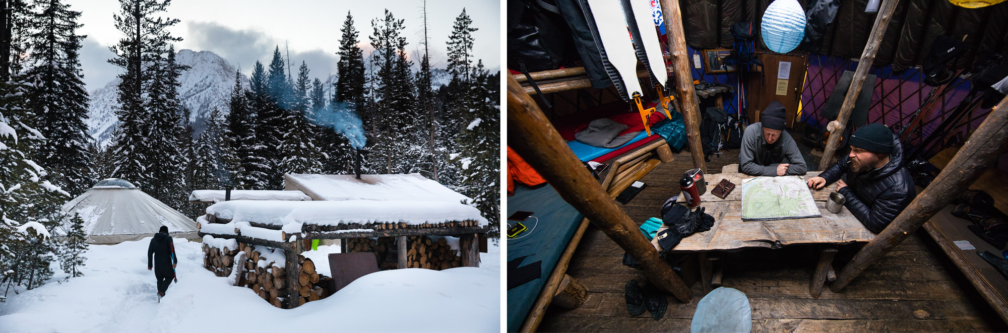 winter-active-lifestyle-yurt-idaho-backcountry-makr-carter-forrest-shearer